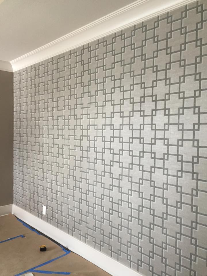 wallpapering service in Kansas City
